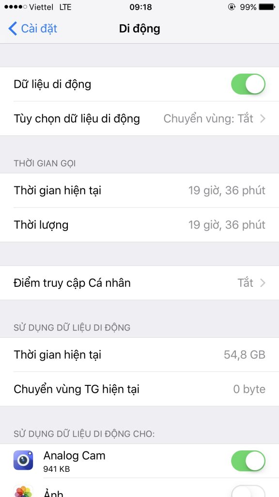 cach bat 3g tren iphone